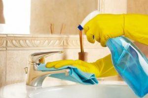 consejos para limpiar el grifo