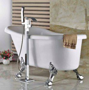 grifos monomando bañera
