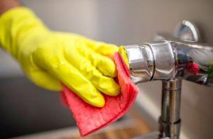 trucos para limpiar los grifos